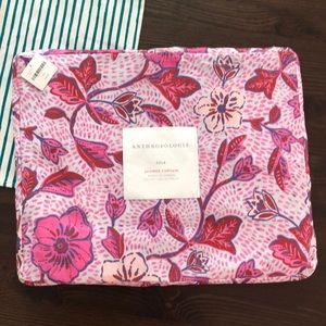 NWT Anthropologie Shower Curtain